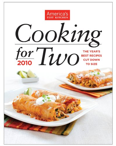 9781933615608: Cooking for Two: 2010