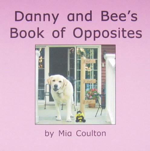 9781933624020: Danny and bee's book of opposites