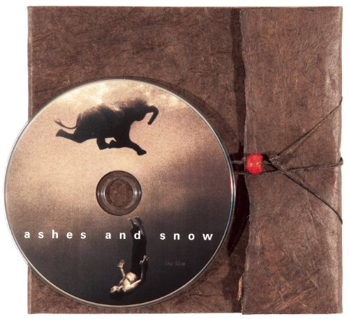 9781933632193: Ashes and Snow Film by Gregory Colbert (DVD) (Ashes and Snow Media)