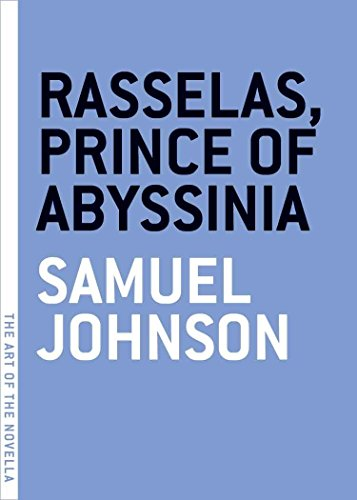 Rasselas, Prince of Abyssinia (The Art of: Samuel Johnson