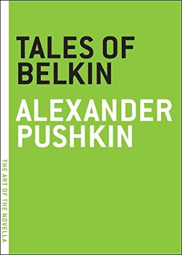 9781933633732: Tales of Belkin (The Art of the Novella)
