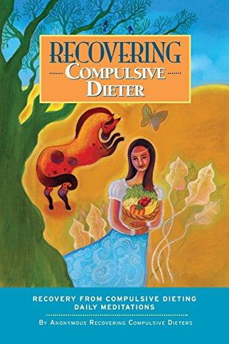 9781933639598: Recovering Compulsive Dieter - Daily Meditations