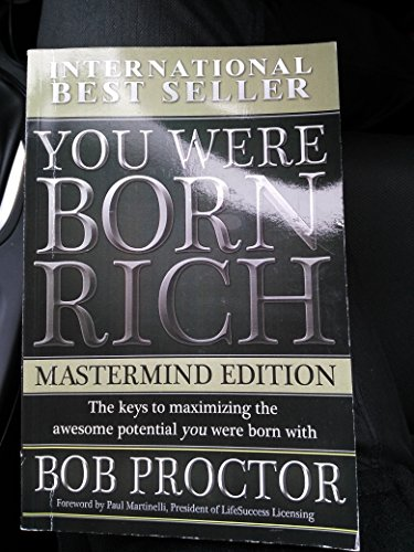 9781933647272: You Were Born Rich Mastermind Edition