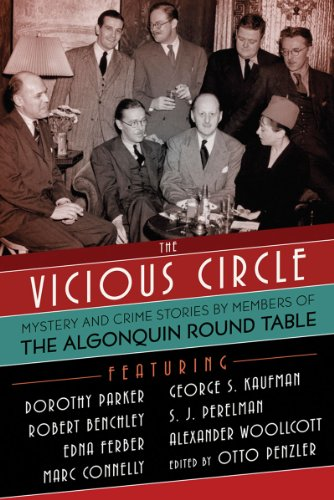 9781933648675: The Vicious Circle: Mystery and Crime Stories by Members of the Algonquin Round Table