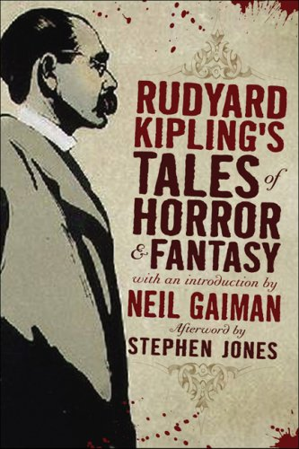 9781933648781: Rudyard Kipling's Tales of Horror and Fantasy: With an Introduction by Neil Gaiman
