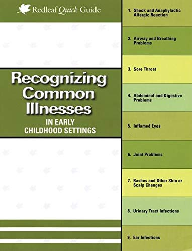 common child hood illnesses Caring for children with diarrhea, colds, fever, ear infection, and other common childhood illnesses treating lice toilet training, crying, and sleep issues how to.