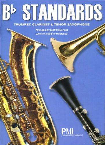 Bb Standards (Trumpet, Clarinet & Tenor Saxophone)