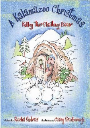 9781933660295: Kolby, the Skating Bear - A Kalamazoo Christmas