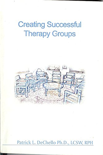 9781933661124: Creating Successful Therapy Groups