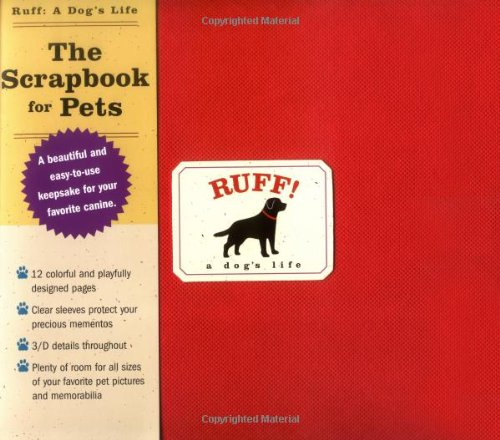 9781933662220: Ruff: A Dog's Life: The Scrapbook for Pets