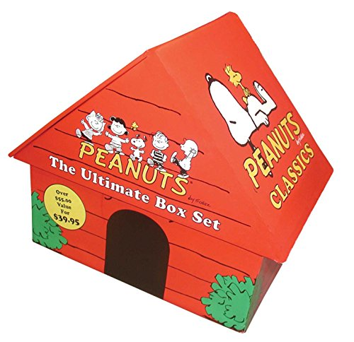 Peanuts Classics The Ultimate Box Set (9781933662718) by Charles M. Schulz