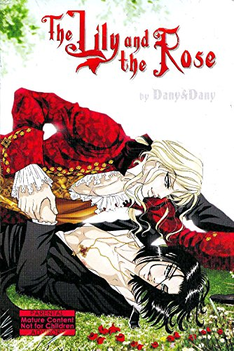 9781933664200: The Lily And The Rose (Yaoi)