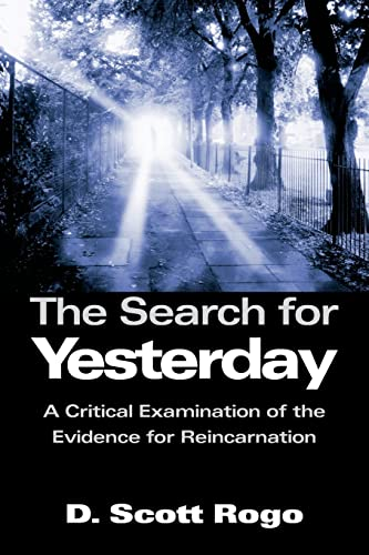 9781933665078: The Search for Yesterday