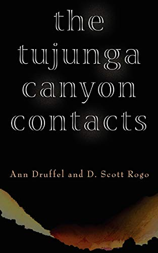 9781933665337: THE TUJUNGA CANYON CONTACTS
