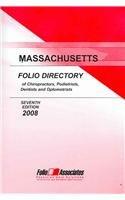 9781933666167: Folio Directory of Chiropractors Podiatrists, Dentists and Optometrists