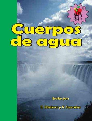 Cuerpos de Agua (Spanish Edition): Cardenas, E., Cardenas, Ernesto A., Saavedra, Patricia I.