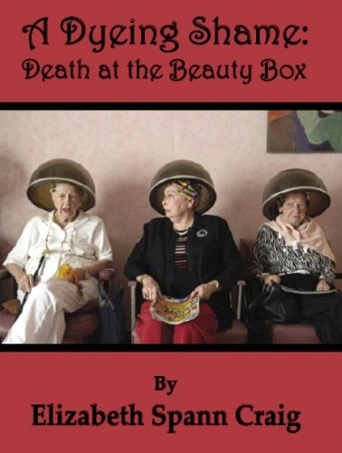 9781933678085: A Dyeing Shame: Death at the Beauty Box