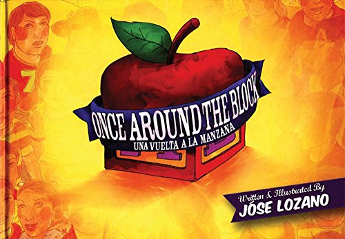 9781933693576: Once Around the Block / Una vuelta a la manzana (English and Spanish Edition)