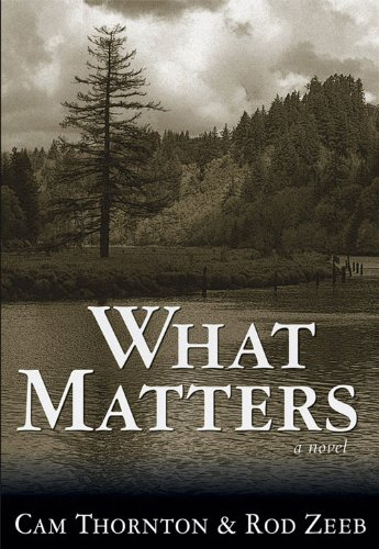 9781933694207: What Matters
