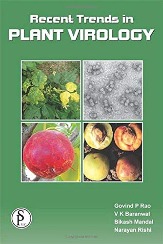 9781933699721: RECENT TRENDS IN PLANT VIROLOGY
