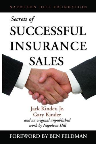 Secrets of Successful Insurance Sales (Paperback): Jack Kinder, Garry