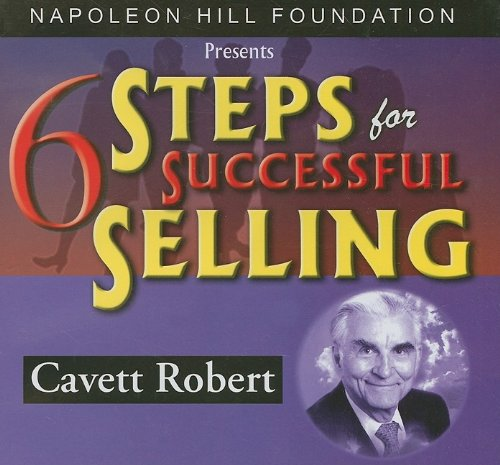 9781933715209: 6 Steps for Successful Selling