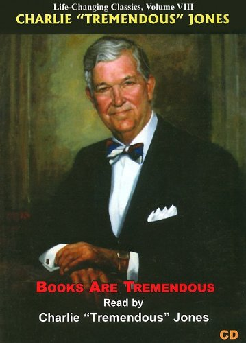 9781933715407: Books are Tremendous (Life-Changing Classics)
