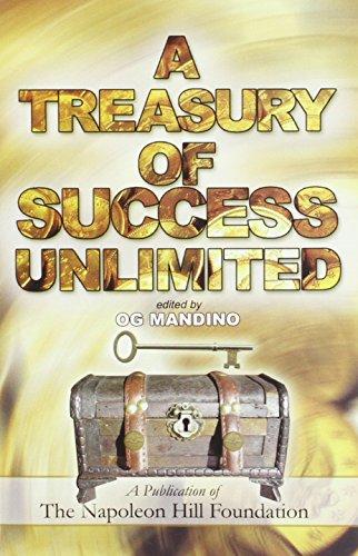 9781933715629: Treasury of Success Unlimited
