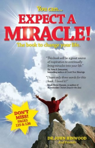 9781933715780: You Can... Expect a Miracle!
