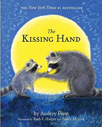9781933718002: The Kissing Hand [With Stickers]