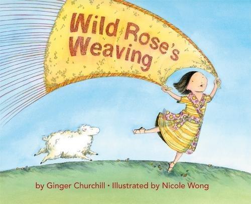Wild Rose's Weaving: Ginger Churchill
