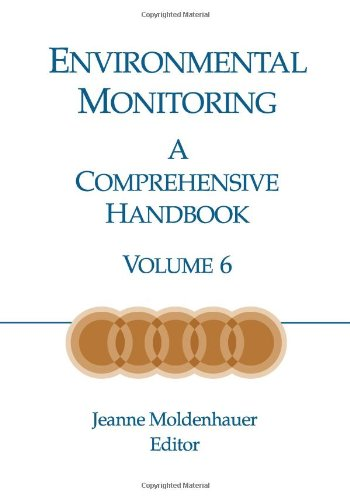 9781933722634: Environmental Monitoring: A Comprehensive Handbook, Volume 6