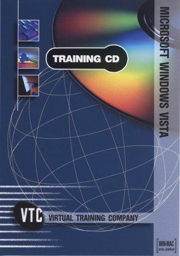 Microsoft Windows Vista VTC Training CD (193373664X) by Eric Butow