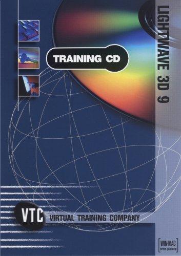 9781933736716: LightWave 3D 9 VTC Training CD
