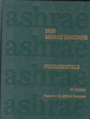 2009 ASHRAE Handbook - Fundamentals