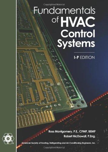 9781933742922: Fundamentals of HVAC Control Systems I-P