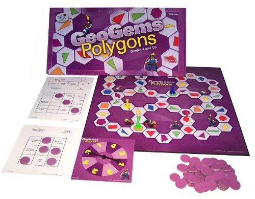 9781933745367: Geogems Polygons