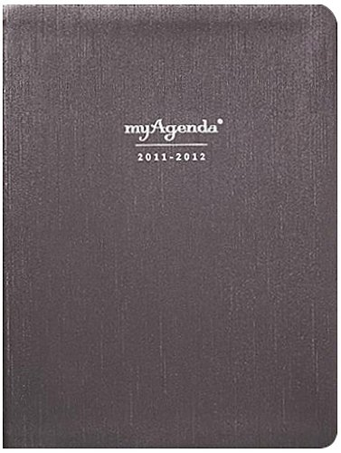 9781933759821: Graphite Myagenda Large