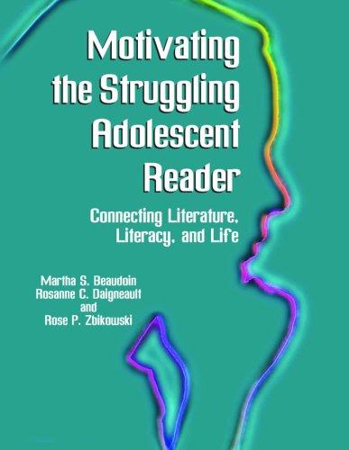9781933760049: Motivating the Struggling Adolescent Reader