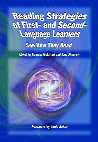 Reading Strategies of First and Second-Language Learners: Kouider Mokhtari, Ravi
