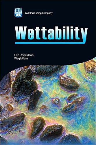 Wettability (Hardback): Erle C. Donaldson,