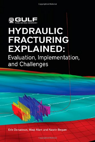 9781933762401: Hydraulic Fracturing Explained: Evaluation, Implementation, and Challenges (Gulf Drilling)