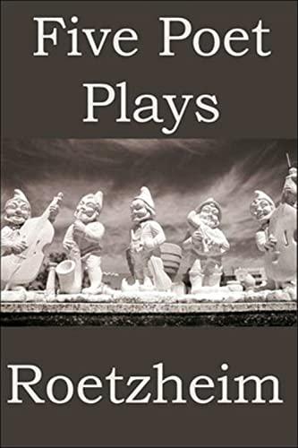 9781933769417: Five Poet Plays