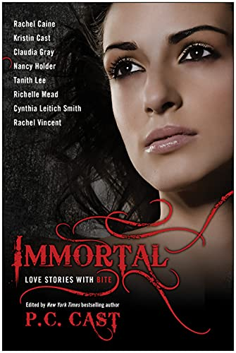 9781933771922: Immortal: Love Stories With Bite