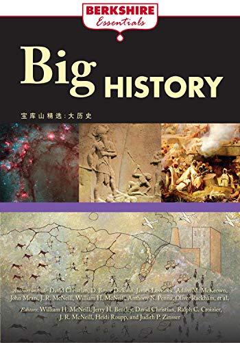 9781933782928: Big History, a Berkshire Essential (Berkshire Essentials)