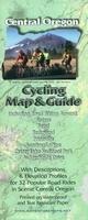 9781933783208: Bend, Central Oregon Road Biking Map & Guide, Oregon