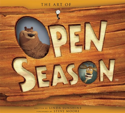 9781933784045: The Art of Open Season