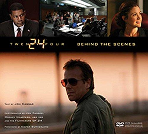 24 BEHIND THE SCENES: SUTHERLAND, KIEFER;(SUBJECT);CASSAR, JON