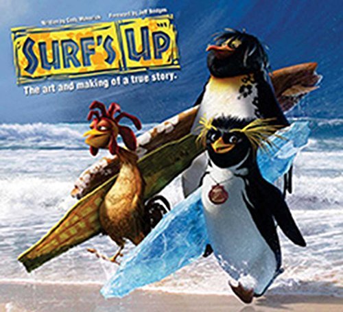 9781933784151: Surf's Up: The Art and Making of a True Story