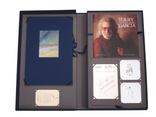 9781933784212: Jerry Garcia: The Collected Artwork (Collector's Edition)